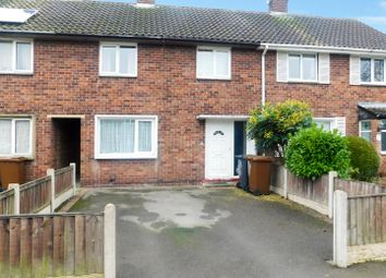 Thumbnail 3 bed terraced house for sale in Rowsley Avenue, Long Eaton, Nottingham