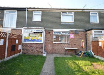 Thumbnail 3 bed terraced house for sale in Haworth Walk, Bridlington
