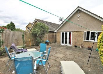 Thumbnail 2 bed detached bungalow for sale in Hithermoor Road, Staines-Upon-Thames, Surrey