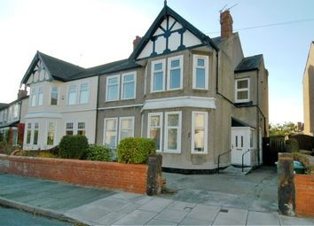 Thumbnail 2 bed flat to rent in Banks Avenue, Meols, Wirral