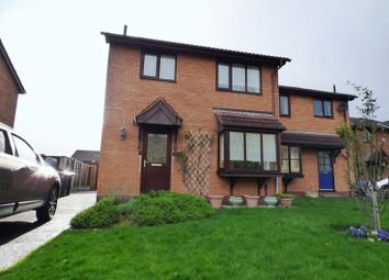 Thumbnail 3 bed semi-detached house for sale in The Glade, Morecambe