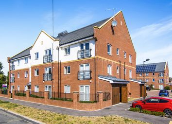 Thumbnail 2 bedroom flat for sale in Powell Road, Laindon, Basildon