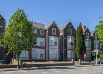 Thumbnail 2 bed flat to rent in Newport Road, Roath, Cardiff