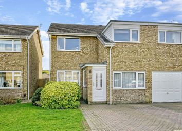 3 bed semi-detached house for sale in Constable Avenue, Eaton Ford, St. Neots PE19