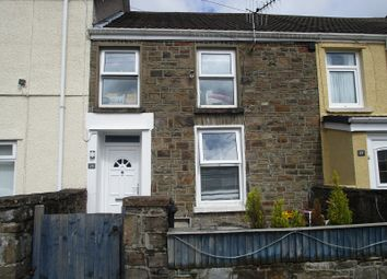 Thumbnail 3 bedroom terraced house for sale in Gough Road, Ystalyfera, Swansea.