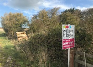 Thumbnail Land for sale in Rollesby Way, Happisburgh, Norwich