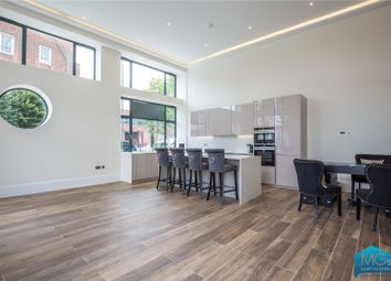 Thumbnail 2 bed flat for sale in Clementine Court, 4 Dollis Park, Finchley, London