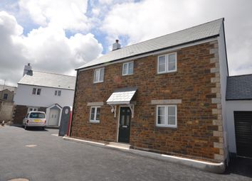 Thumbnail 4 bedroom detached house for sale in Plain An Gwarry, Redruth