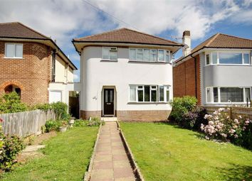 Thumbnail 3 bed detached house for sale in Angus Road, Goring-By-Sea, Worthing, West Sussex