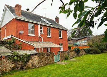 Thumbnail 4 bed detached house for sale in Mill Street, Ottery St. Mary