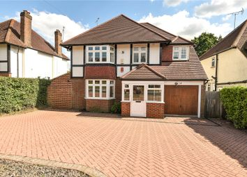 Thumbnail 4 bed detached house for sale in Batchworth Lane, Northwood, Middlesex