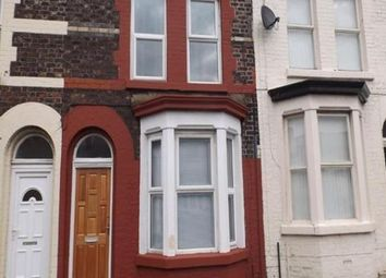 Thumbnail 3 bed property to rent in Daisy Street, Liverpool