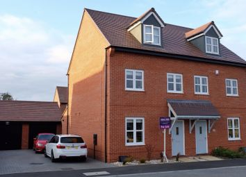 Thumbnail 3 bed semi-detached house for sale in Belfry Place, Shepshed