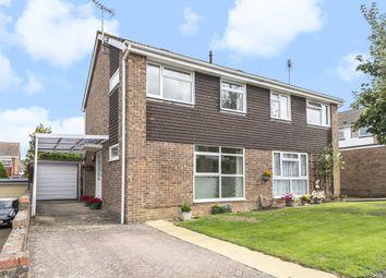 Thumbnail 3 bed semi-detached house for sale in The Wadeys, Billingshurst