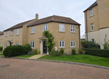 Thumbnail 3 bed end terrace house for sale in Crawford Way, Oxley Park, Milton Keynes