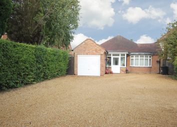 Thumbnail 4 bed detached bungalow for sale in Malthouse Lane, Earlswood, Solihull