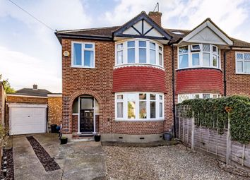 Thumbnail 3 bed semi-detached house for sale in Lawrence Road, Hampton