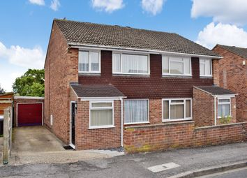 Thumbnail 3 bedroom semi-detached house for sale in Northwood Drive, Newbury