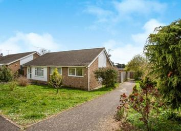 Thumbnail 2 bedroom bungalow for sale in Stowmarket, Suffolk