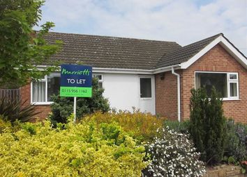 Thumbnail 3 bedroom detached bungalow to rent in Almond Walk, Gedling, Nottingham