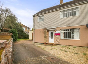 Thumbnail 3 bedroom end terrace house for sale in Ramshorn Close, Taunton