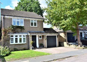 Thumbnail 4 bed detached house for sale in Chewter Lane, Windlesham, Surrey