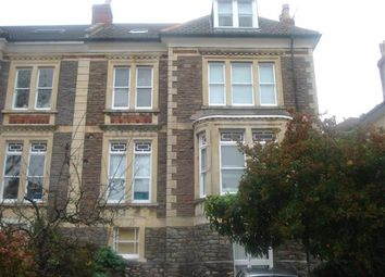 Thumbnail 6 bed maisonette to rent in Clarendon Road, Redland, Bristol