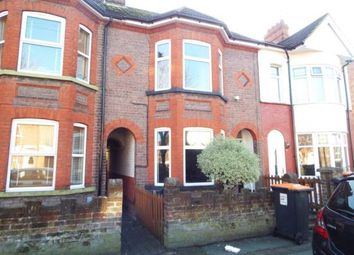 Thumbnail 3 bed terraced house for sale in Clifton Road, Dunstable, Bedfordshire