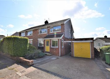 Thumbnail 3 bed semi-detached house for sale in Heol Y Coed, Rhiwbina, Cardiff.