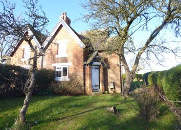 Thumbnail 2 bed cottage to rent in Smallwood Manor, Uttoxeter