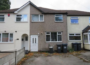 Thumbnail 2 bed terraced house for sale in Birdbrook Road, Great Barr, Birmingham