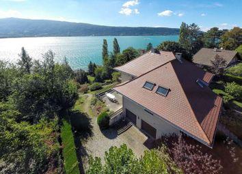Thumbnail 6 bed villa for sale in Menthon-Saint-Bernard, Menthon-Saint-Bernard, France