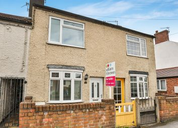 Thumbnail 2 bed terraced house for sale in Station Road, Awsworth, Nottingham