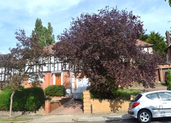 Thumbnail 3 bed semi-detached house to rent in Barn Way, Wembley Park, Willesden Green, London