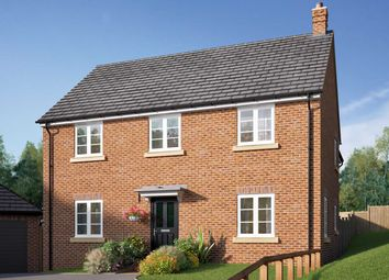 "Thumbnail 5 bed detached house for sale in ""The Byrne"" at Barford Road, Blunham, Bedford"