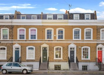 Thumbnail 4 bed terraced house for sale in Linton Street, Islington, London