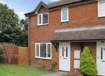 Thumbnail 2 bed end terrace house to rent in Fyne Close, Sparcells Swindon, Wilts