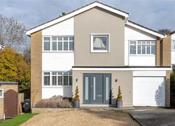 Thumbnail 4 bed detached house for sale in Dovers Park, Bathford, Bath, Somerset