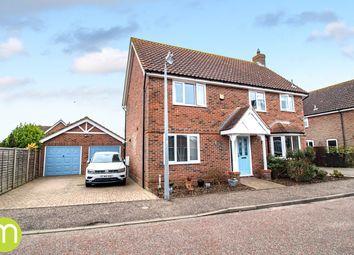 Howards Croft, Colchester CO4. 4 bed detached house for sale