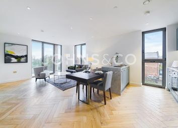 Thumbnail 1 bedroom flat for sale in Orwell Building, West Hampstead Square