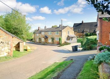 Thumbnail 4 bed detached house for sale in Manor Road, Grimscote, Towcester