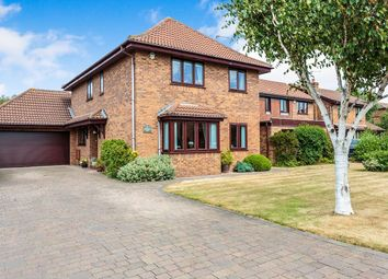 Thumbnail 4 bed detached house for sale in Ashcombe Gate, Thornton-Cleveleys