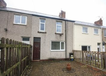 Thumbnail 3 bed terraced house for sale in Salvin Terrace, Fishburn, Stockton-On-Tees