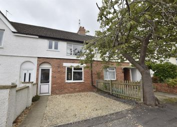Thumbnail 3 bed terraced house for sale in Croft Gardens, Charlton Kings, Cheltenham