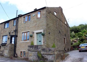 Thumbnail 3 bed cottage for sale in Tottington Road, Bradshaw, Bolton