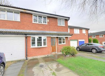 Thumbnail 3 bedroom semi-detached house for sale in Leeside, Heaton Mersey, Stockport, Cheshire