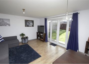 Thumbnail 3 bed end terrace house for sale in Burnbrae Road, Bonnyrigg