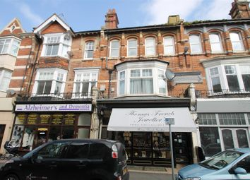Thumbnail 1 bed flat for sale in St. Leonards Road, Bexhill-On-Sea