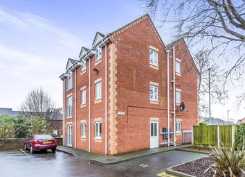 Thumbnail 2 bed flat for sale in James Street, Stoke-On-Trent
