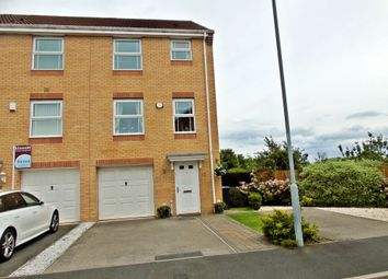 Thumbnail 4 bed town house for sale in Sandford Close, Wingate